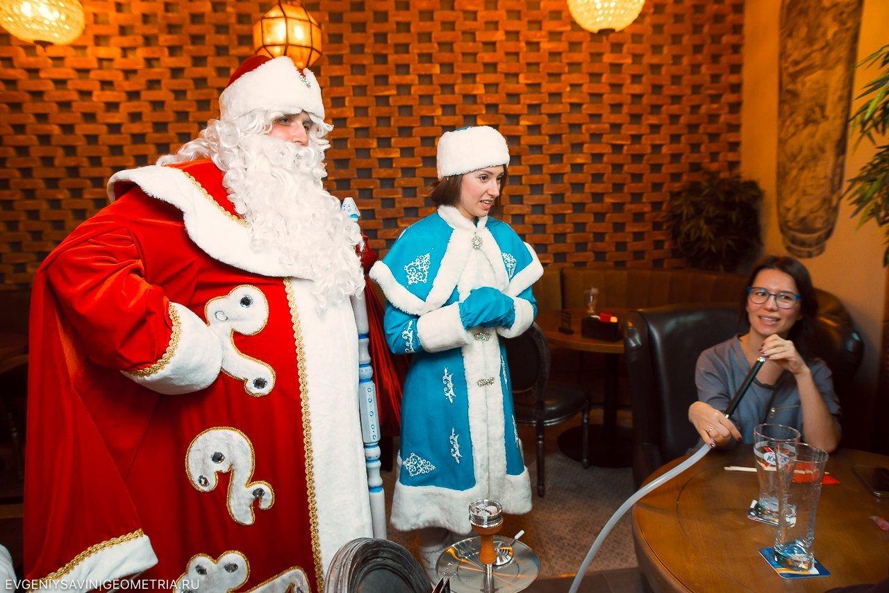 Новый год в Кинг Конг Пицца и мистер ЧАНГ