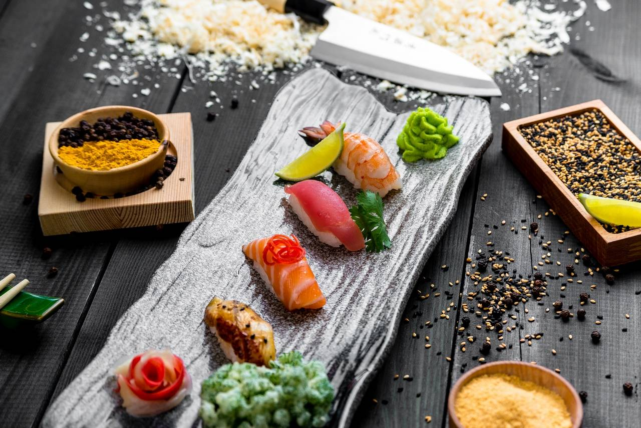 Суши-сеты с доставкой на дом