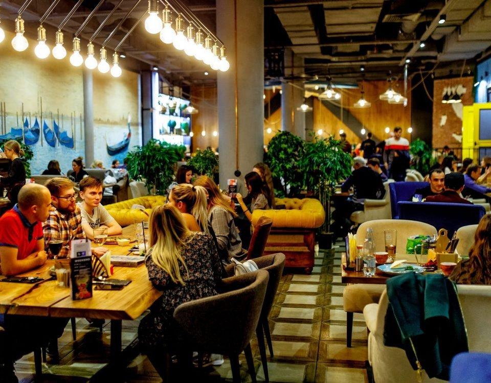 Ресторан итальянской кухни КингЧанг