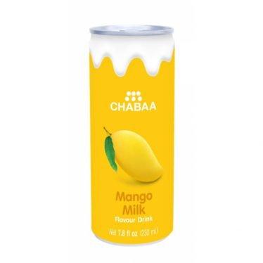 Напиток с соком манго и молока CHABAA
