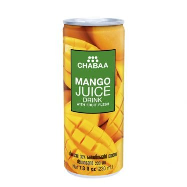 Напиток с соком Манго CHABAA