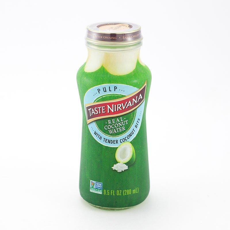 Кокосовая вода с мякотью Taste Nirvana