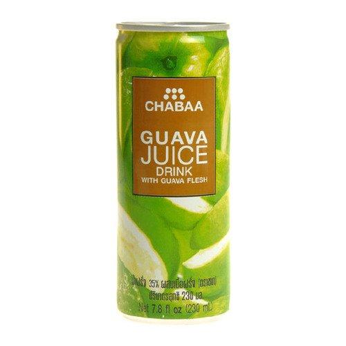 Напиток с соком гуавы CHABAA