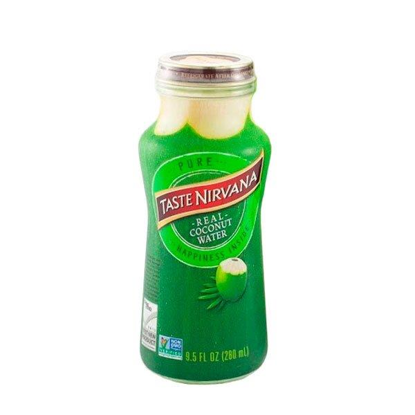 Кокосовая вода тейст нирвана без мякоти.бут. 280мл