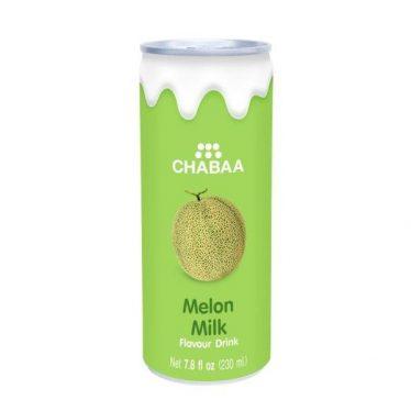 Чабаа с соком дыни и молоком 230мл