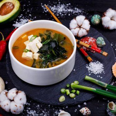 Мисо суп овощной