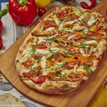 Римская пицца сицилийская 35см.