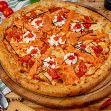-Пицца филадельфия