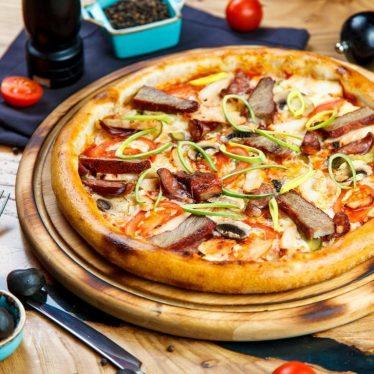 -Пицца Деревенская