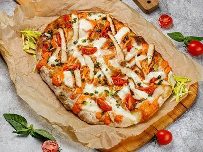 Римская пицца сицилийская 35см