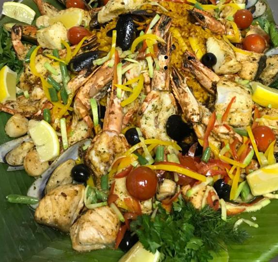 Мексиканский рыбный гранд