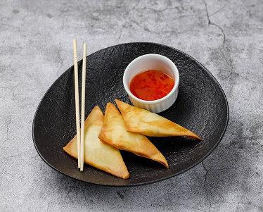 Хурумаки с картофелем
